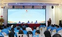 Konferenz der  vietnamesischen Arbeitsunion