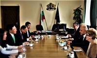 ミン副首相兼外相 ブルガリアを公式訪問