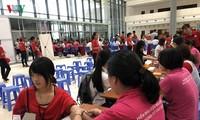ハノイ 「赤い旅」献血運動を6回目に開催