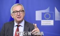 ユンケル欧州委員長、米大統領との会談を「楽観視」