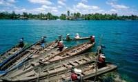ベトナム南部の人々や故郷の美しさにちなんだ民謡