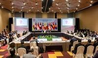 ASEAN第51回会議の全体会議と関連会議