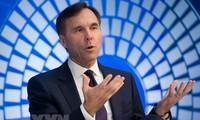 カナダ財務相、鉄鋼中心地で14日に声明発表 新関税提案か