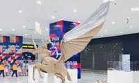 折り紙展示会