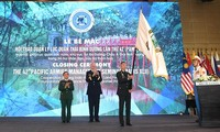 第42回太平洋地域陸軍管理セミナー、閉幕