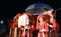 パテン族の女性の民族衣装