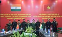베트남-인도, 젊은 장교 교류 강화