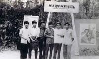解放ラジオ局 抗米救国闘争で輝かしい歴史