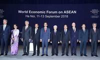 WEF ASEAN2018、閉幕