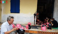 中秋節の伝統的な玩具作りの村