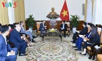 ベトナムは英国との関係強化を重視する