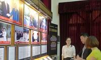 「日本とベトナム:きざまれた交流の軌跡をたどる」展示会