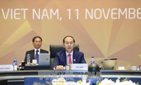 クアン国家主席の外交分野への貢献