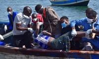 ビクトリア湖 フェリー転覆 死者200人超に アフリカ
