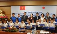 日本、ベトナムに近代的体育教育プログアムを支援