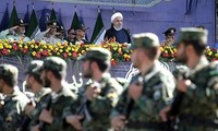 イラン軍事パレード銃撃事件 22人を拘束 外国関与など調べ