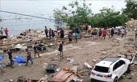 インドネシア スラウェシ島の津波 死者832人に