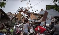 インドネシア地震 食料など支援物資不足が深刻