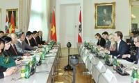 ベトナム・オーストリア首脳会談