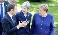 英首相 EU離脱交渉「移行期間の延長も検討」
