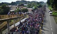 中米3カ国援助停止もと米大統領