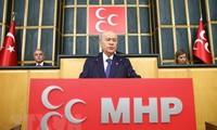 トルコ大統領、サウジ記者殺害は計画的と指摘