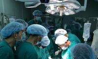 ベトナムにおける臓器移植の成果