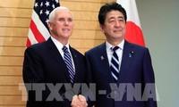 米副大統領 日本との貿易協定は包括的な内容目指す