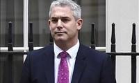 英、EU離脱相にバークレイ氏 与党内の調整担う