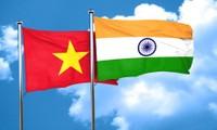 ベトナムとインドの関係を強化