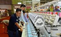 ベトナムの紡績縫製・履物部門 原材料調達に取り組む