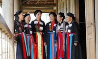 カオラン族の民族衣装