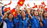 第10回ベトナム学生協会全国代表大会 開幕