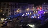 フランス東部で発砲、3人死亡
