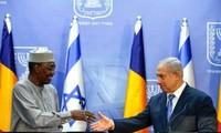 イスラエル、チャドと国交回復