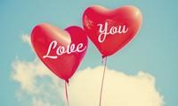 バレンタインデーを前にして愛の歌