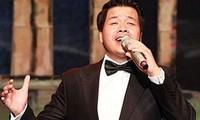 歌手ダン・ズオンの歌声