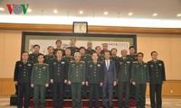ビン国防次官、中国の魏 鳳和国防大臣と懇談