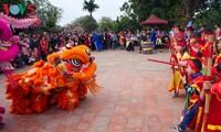 ノム村の祭り