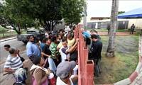 デモ隊への武器使用自制を=グテレス国連総長、ベネズエラ外相に要請
