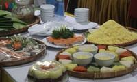 平和の大使 ベトナムの食文化
