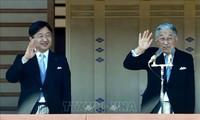 新天皇「即位礼正殿の儀」195か国の元首など招待