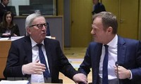 EU首脳会議 英の離脱延期認めるか協議へ 強硬姿勢の国も