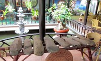 テイグエン地方の独特な「石の楽器」