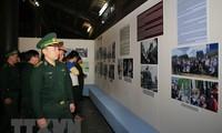 フエ市で「日本でのベトナム反戦運動」展覧会