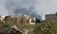 リビア、民間被害が拡大=交戦続き死者200人超