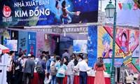 読書文化の広がりに役立つ「ベトナム書籍の日」