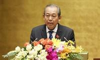 ベトナム 経済社会発展目標を維持