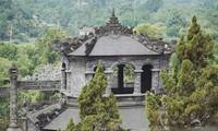 フエにある王様の陵墓