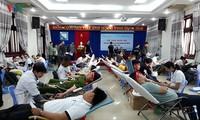 自発的献血運動の急速な発展